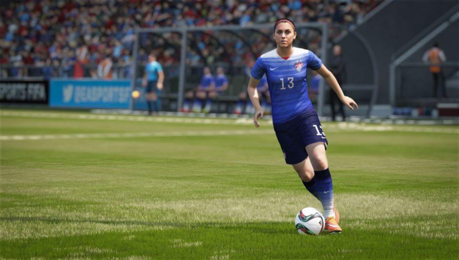 Solo el 9% de los jugadores ha jugado con equipos femeninos en FIFA 17