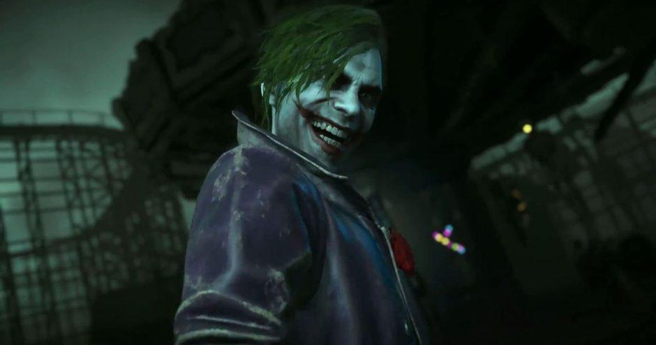 El Joker se escapa de Arkham para ir directo a Mortal Kombat 11
