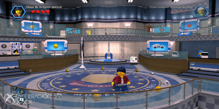 Análisis De Lego City Undercover