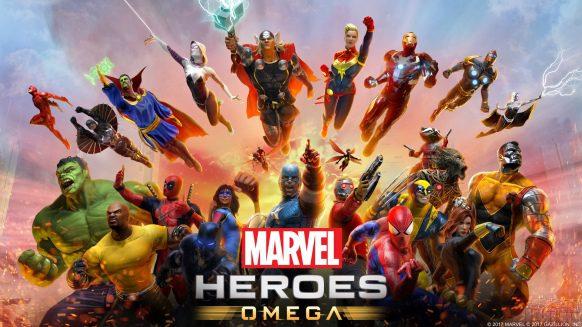Marvel Heroes Omega anunciado para Xbox One