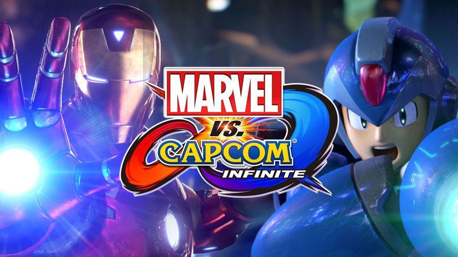 Se filtra el posible roster completo de Marvel VS Capcom Infinite