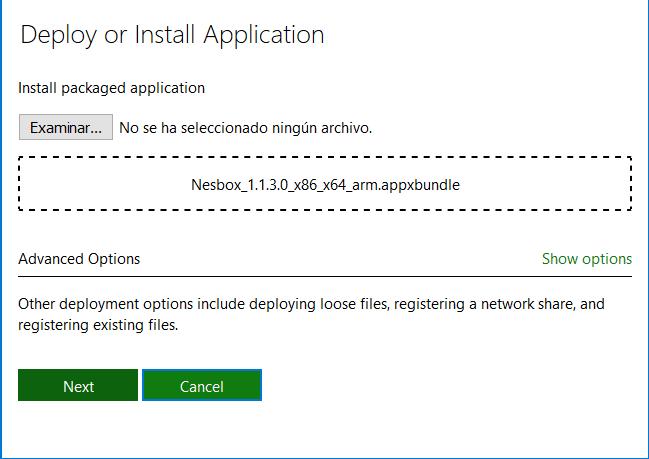 El emulador Nesbox ya disponible para Xbox One en Modo Desarrollador