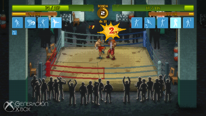 Punch Club Xbox One