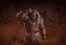Alucina con esta nueva figura de Gears of War con Marcus contra el General Raam