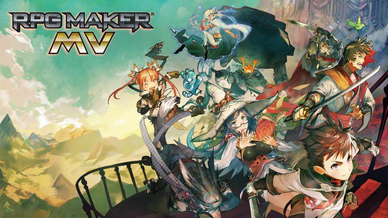 Los juegos creados con RPG Maker ya son jugables en Xbox One