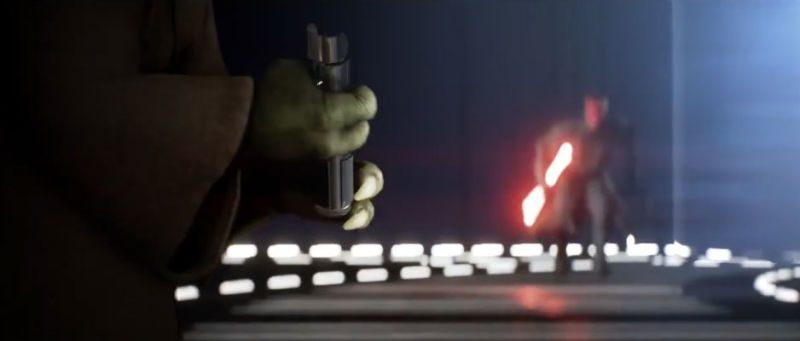 Filtrado el primer teaser tráiler de Star Wars Battlefront II
