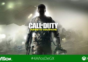 Sorteamos 3 copias de Call of Duty Infinte Warfare