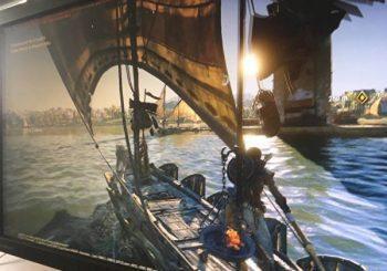 Esta imagen filtrada de Assassin's Creed Origins parece ser REAL