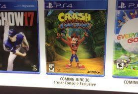 El caso Crash Bandicoot reaparece: su exclusividad duraría solo un año