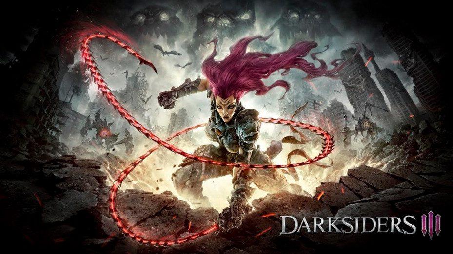 Darksiders III se deja ver en su primer gameplay de 12 minutos