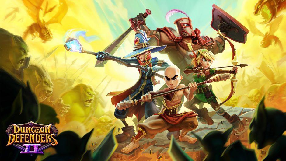 Dungeon Defenders II, otro F2P que llegará a Xbox One en unas semanas
