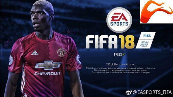 FIFA 18 Pogba