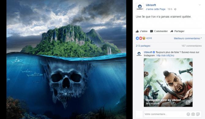 Ubisoft podría estar preparando algo relacionado con Far Cry 3