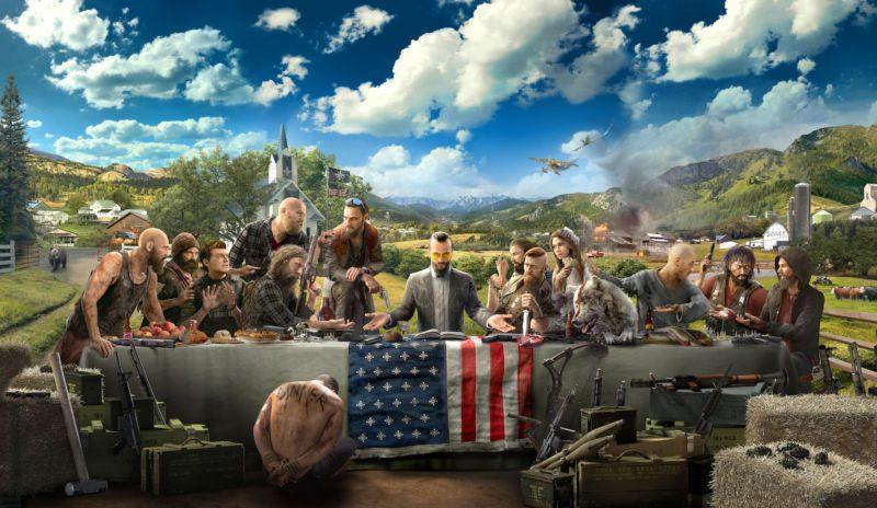 Far Cry 5 se aleja de la filosofía de Ubisoft: No tendrá torres de radio ni minimapa