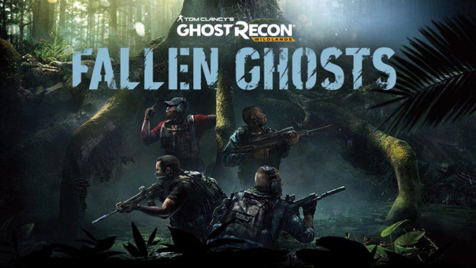 Fallen Ghosts llegará para ampliar aún más Ghost Recon Wildlands
