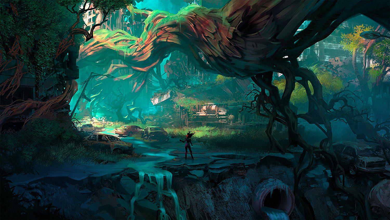 [Actualizada]Darksiders III llegará en 2018 y se filtran sus primeras imágenes y detalles del juego