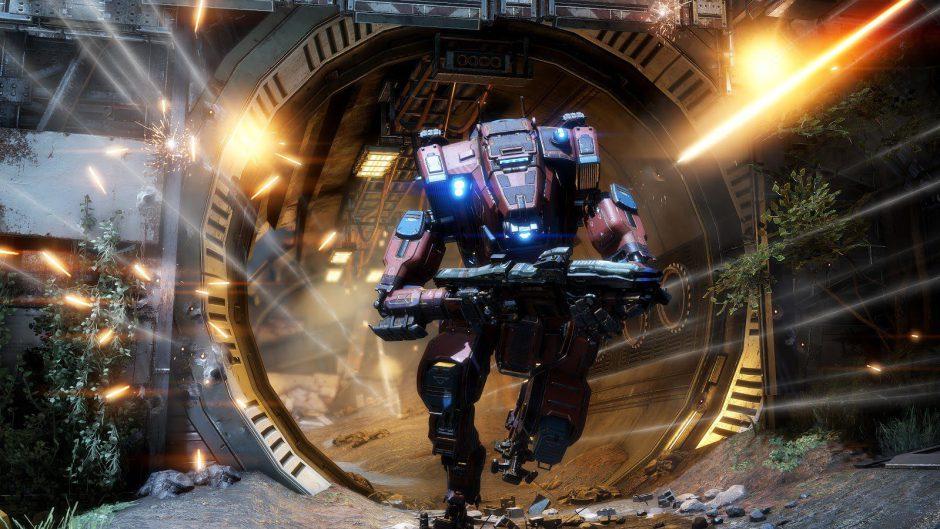 Ya conocemos a Monarch, el nuevo titán de Titanfall 2 y el contenido de su nuevo DLC