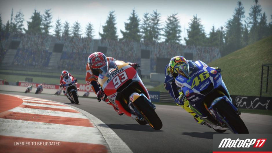 MotoGP 17 se reproducirá a 60FPS desbloqueados en Xbox One