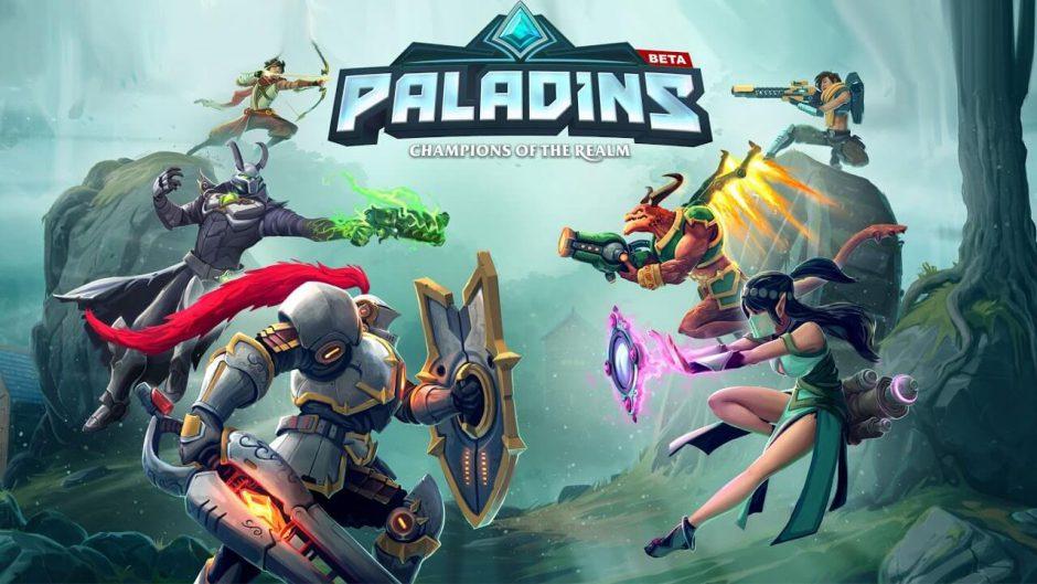 Vincula tu cuenta en Paladins de PC a Xbox One por tiempo limitado