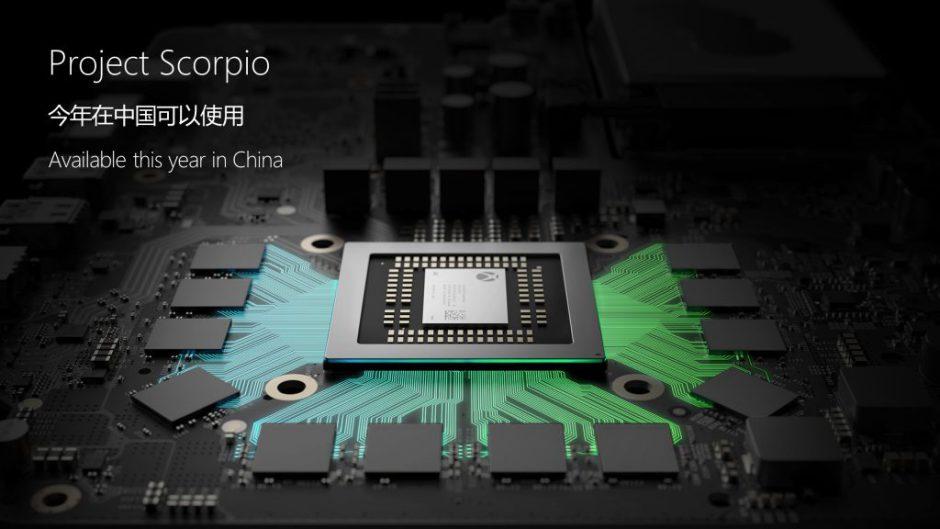 Microsoft podría estar aún decidiendo el precio de Project Scorpio