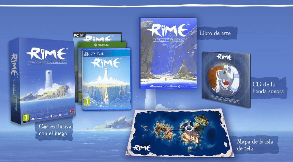 RiME tendrá edición coleccionista y será exclusiva en España