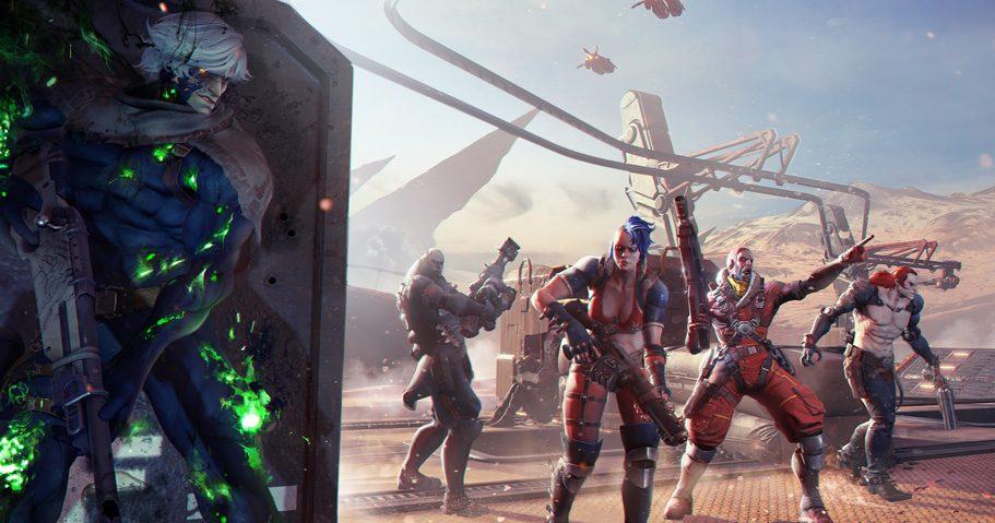 Nuevo trailer de Raiders of the Broken Planet y fecha inminente para la beta cerrada