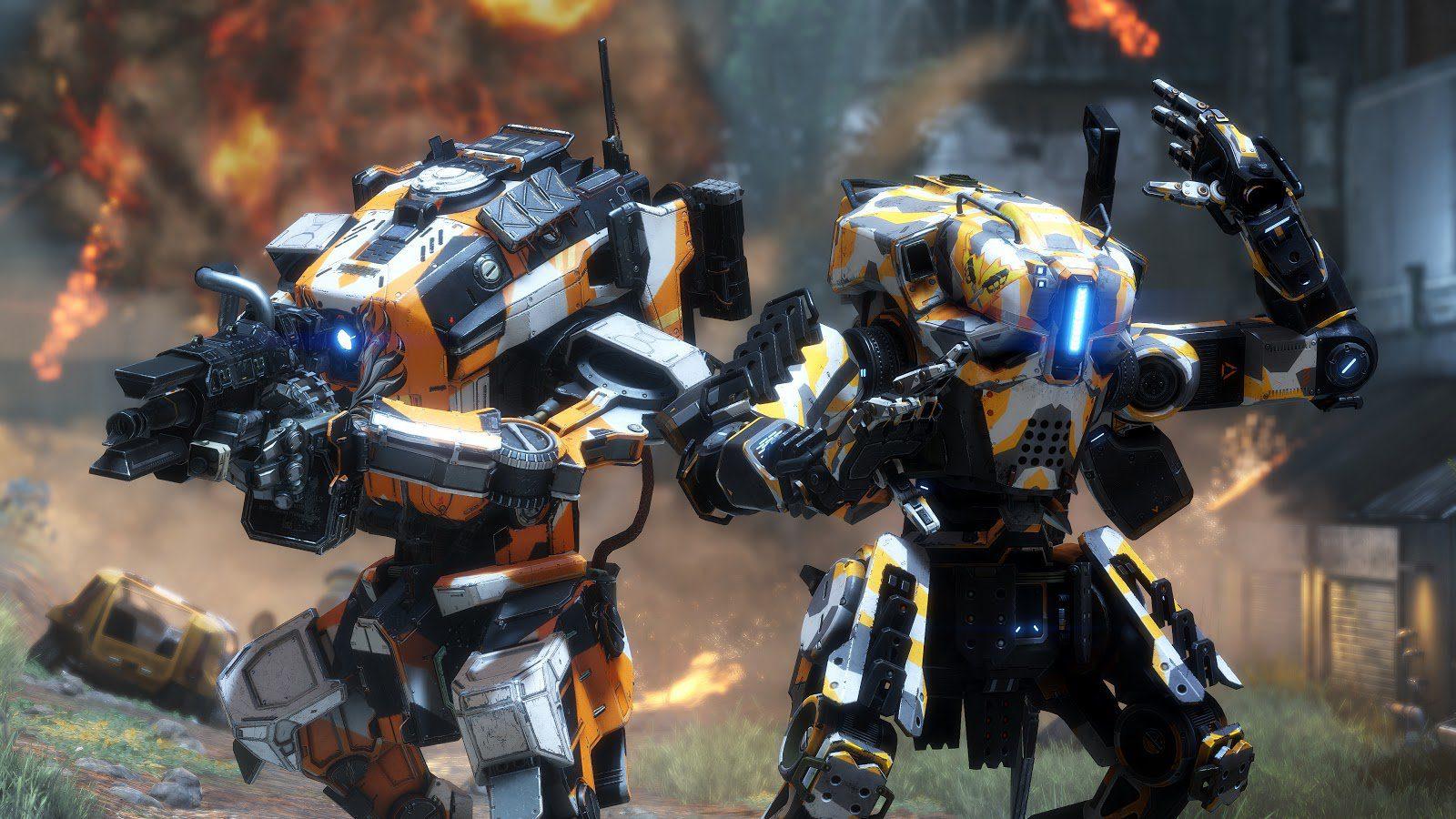 Monarch Prime Titanfall 2 Xbox One X
