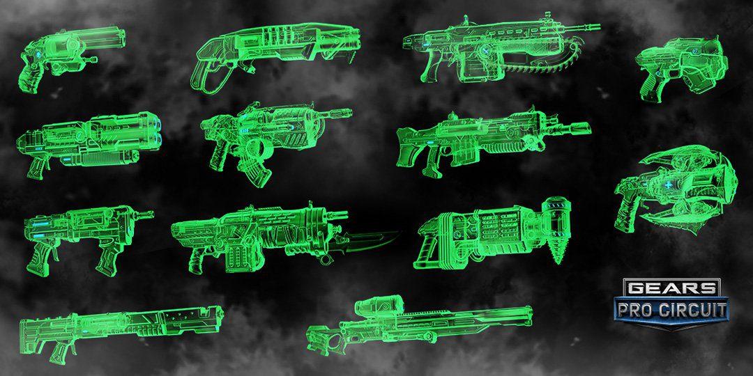 skins Gears of War 4