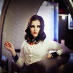 Elisabeth de Bioshock Infinite cobra vida gracias a este increíble cosplay 3