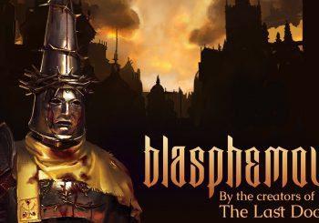La demo de Blasphemous ya disponible en Steam