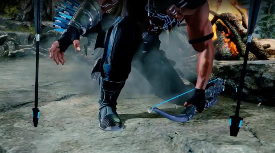 Eagle es el nuevo personaje de Killer Instinct que llegará en junio