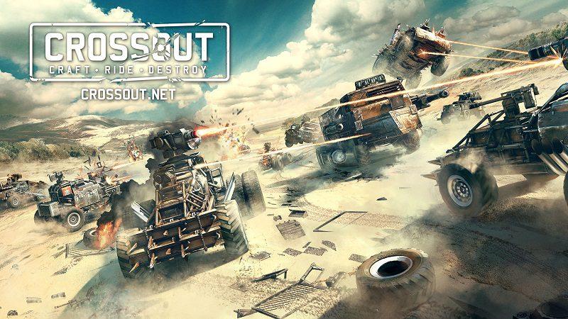 El free to play post-apocalíptico Crossout llegará el 30 de mayo a Xbox One