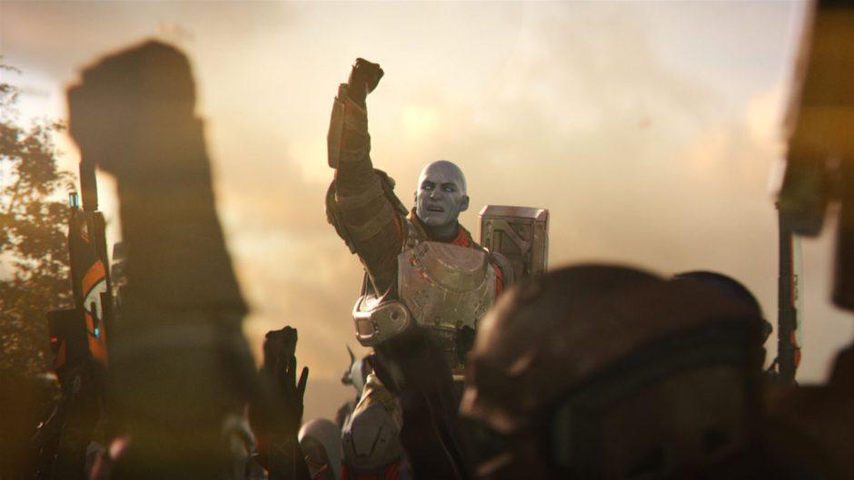 Esto es Destiny 2: aquí tenemos su primer y espectacular gameplay
