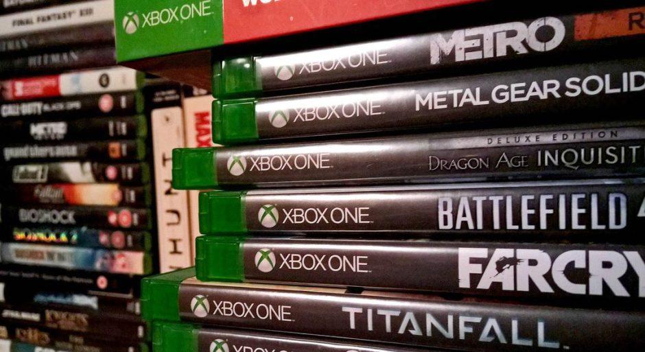 El mercado de juegos físicos sigue cuesta abajo, Gamestop registra más bajadas