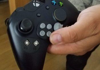 Un usuario construye su propio mando para jugar con una sola mano