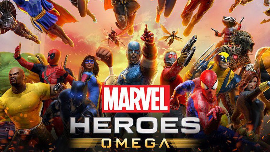 Marvel Heroes Omega llegará el 20 junio a Xbox One