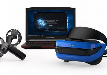 Microsoft revela los controladores de su Realidad Mixta y Virtual