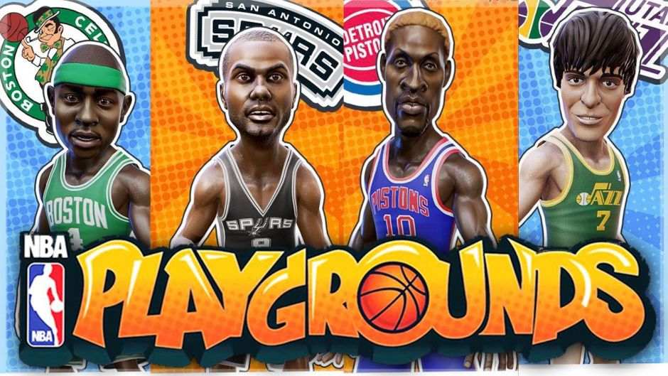 El primer parche de NBA Playgrounds al fin disponible en Xbox One