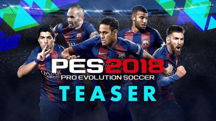 Konami anuncia Pro Evolution Soccer 2017 para el 14 de septiembre