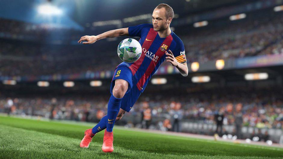 Major Nelson adelanta que Pro Evolution Soccer 2018 llegará a Game Pass en mayo