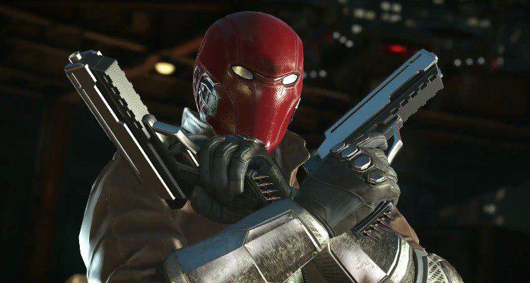 Este es el impresionante tráiler de Red Hood para Injustice 2, llegará en junio