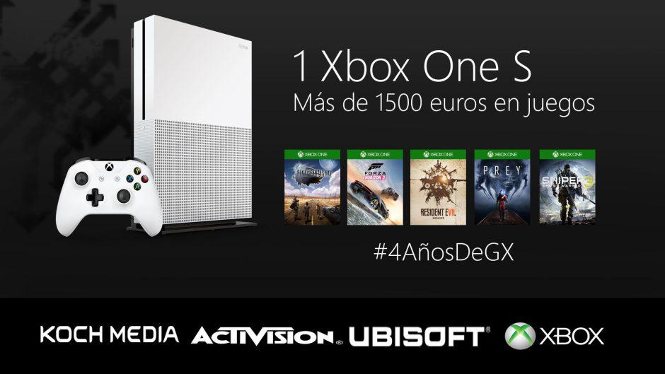 Podcast Generación Xbox #77 (Especial 4 años de GX)