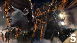 *DLC* The Walking Dead: A New Frontier - Capítulo 5 | From the Gallows