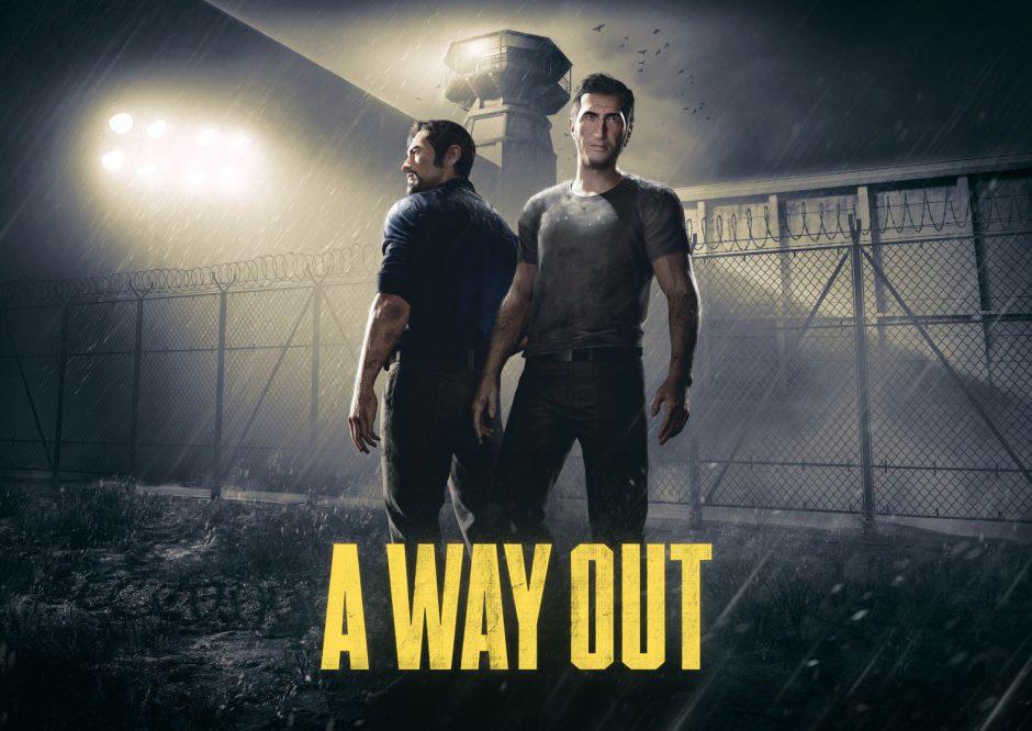 [E3 2017] A Way Out, el nuevo juego de los creadores de Brothers