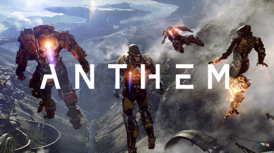 Anthem estará en la Gamescom con un nuevo gameplay