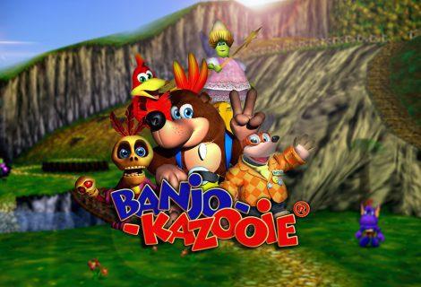 Rumor: Un nuevo Banjo Kazooie se anunciaría en el X018