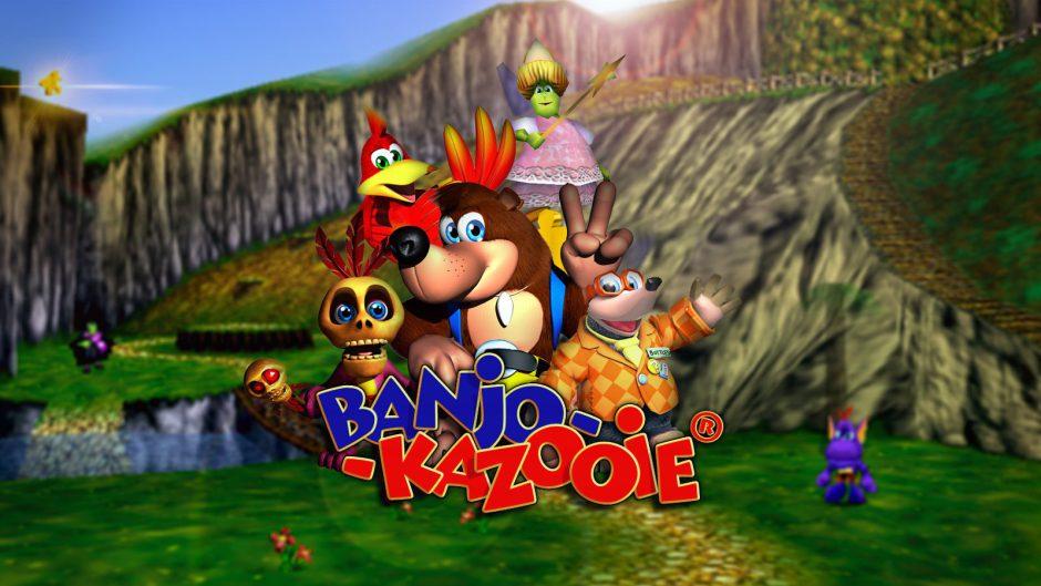 Rare prepara un misterioso homenaje a Banjo Kazooie por su 20 aniversario