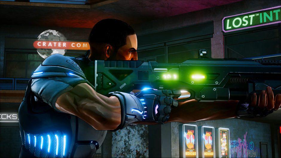 Nuevos detalles de Crackdown 3, el juego avanzará sin el jugador