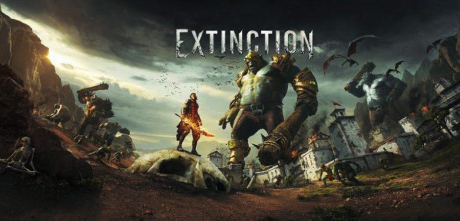 Iron Galaxy anuncia Extinction, un juego de acción que llegará a principios de 2018