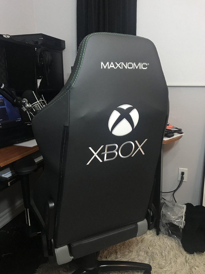 maxnomic ya ha lanzado sus sillas gaming para xbox one